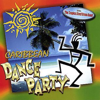 Zonas tropicales tambor de acero Band - importación de Estados Unidos Caribe fiesta [CD]