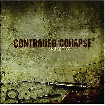Controlled Collapse - Injection [CD] USA import