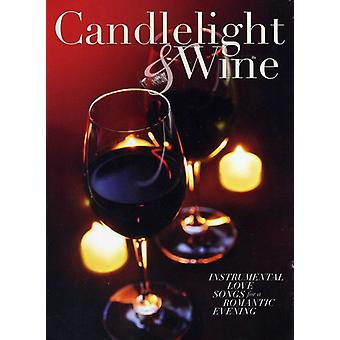 Glendon Smith & Richard Evan - Candlelight & Wine [CD] USA import