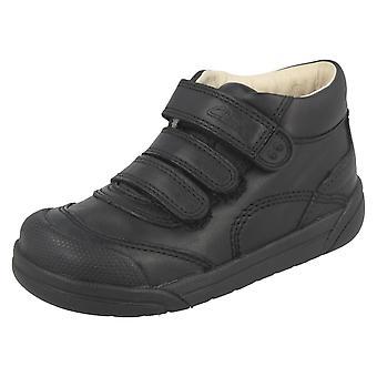 Boys Clarks Smart Ankle Boots Lil Folk Jax