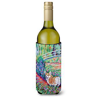Corgi Footbridge wijnfles drank isolator Hugger