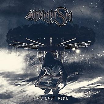 Midnight Sin - One Last Ride [CD] USA import