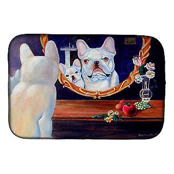 Carolines Treasures  7514DDM French Bulldog Dish Drying Mat