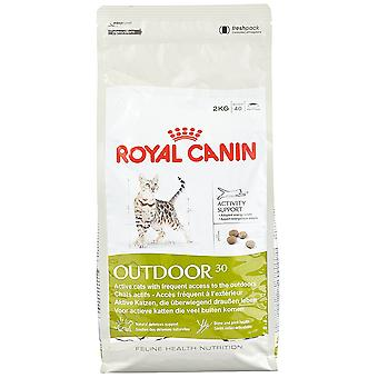 Royal Canin chat nourriture aliment sec 30 en plein air