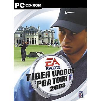 Tiger Woods PGA Tour 2003 (PC)-nieuw
