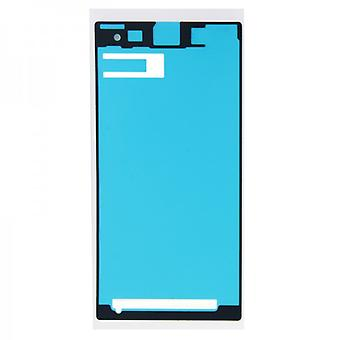 Front adhesive film for Sony Xperia Z1 C6903 display Exchange
