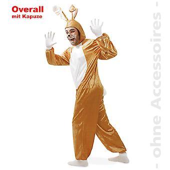 Bunny Bunny jumpsuit Easter Bunny kostym unisex