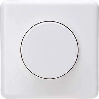 Kopp Dimmer Standard surface-mount Arctic white 820102003