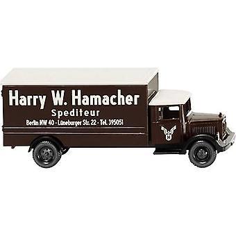 Wiking 0944 07 N Mercedes Benz L 2500 Forwarding Hamacher