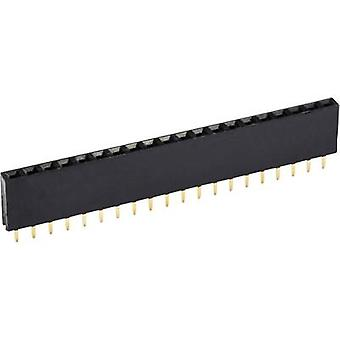 econ connect Receptacles (standard) No. of rows: 1 Pins per row: 4 BLG1X4 1 pc(s)