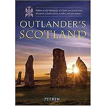 Outlander's Scotland Book Pitkin Lomond Books