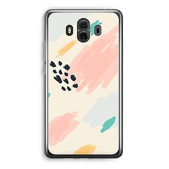 Huawei Mate 10 caso transparente (Soft) - domingo Chillings