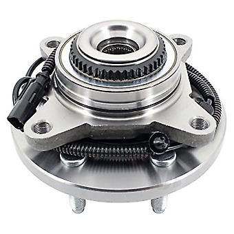 WJB WA515142 - Front Wheel Hub Bearing Assembly - Cross Reference: Timken SP550219 / Moog 515142 / SKF BR930790, 1 Pack