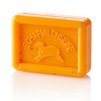 Ovis creamy sheep's milk SOAP mango with fruity unique fragrance 100 g