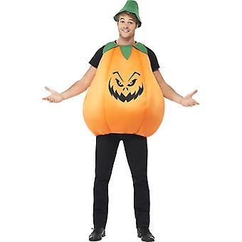 Costume de citrouille