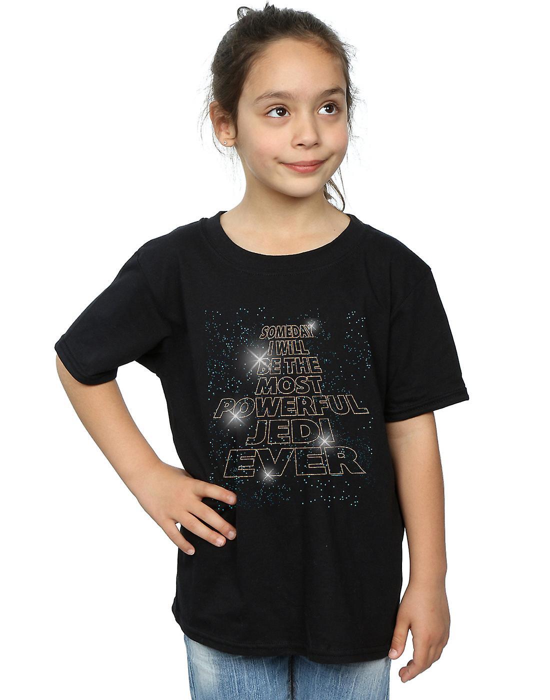 Star Wars Girls Most Powerful Jedi T-Shirt