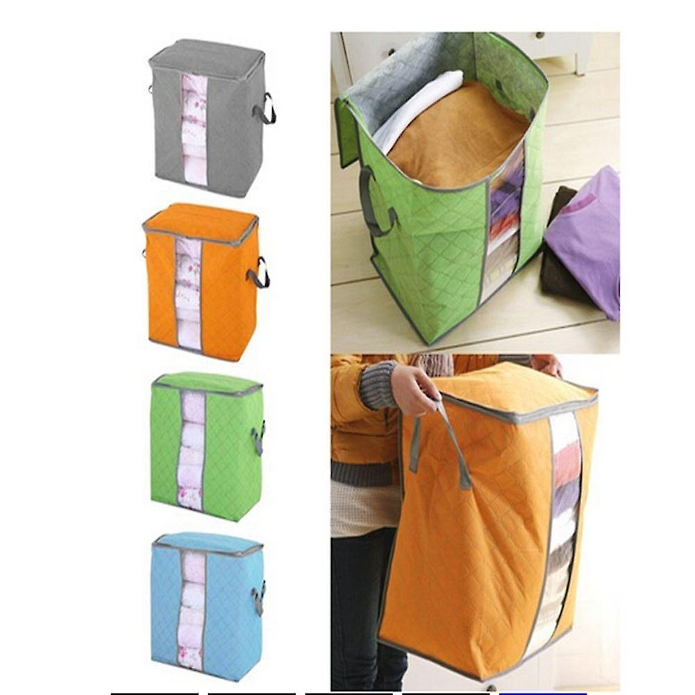 Bamboo Charcoal Laundry Storage Bags