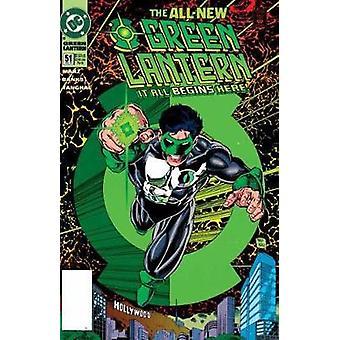Lanterna Verde Kyle Rayner Vol 1 por Ron Marz - livro 9781401276874