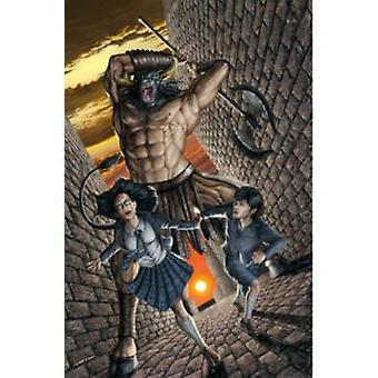 Grimm Fairy Tales - The Library by Joe Brusha - Giovanni Timpano - 978