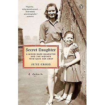Fille secret: Une fille métisse et la mère qui la donna