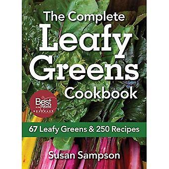 Komplett bladgrönsaker kokboken