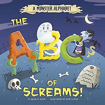 Un alfabeto di mostro: L'ABC di urla! (Alfabeto connessione)