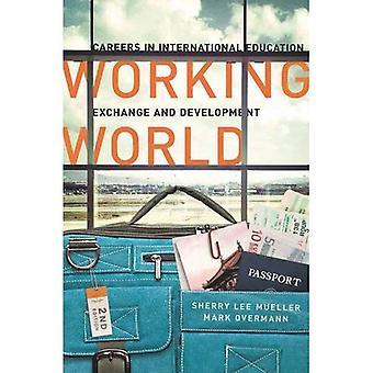 Arbeits Welt: Karriere in der internationalen Bildung, Austausch und Entwicklung