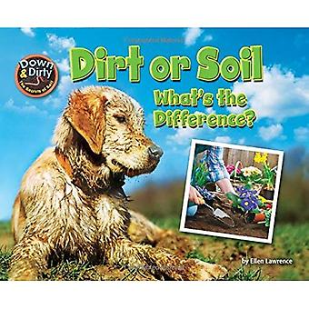 Dirt or Soil: What's the Difference? (Down & Dirty)
