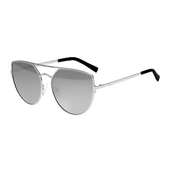 Sixty One Boar Polarized Sunglasses - Silver/Silver