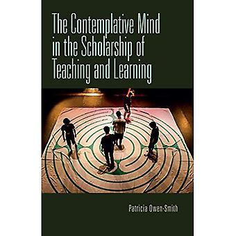 Der kontemplative Geist in das Stipendium des Lehrens und Lernens (Stipendium des Lehrens und Lernens)