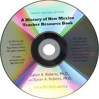 Eine Geschichte von New-Mexico: Lehrer Resource Book