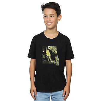 Notorious BIG Boys canna Neon t-shirt