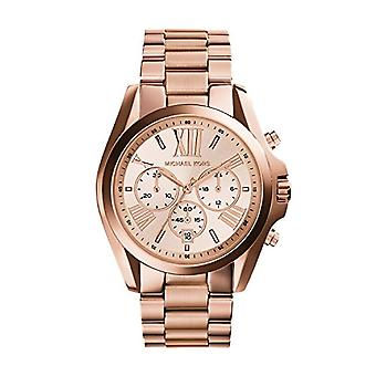 Michael Kors Womens analog with metal plated stainless steel MK5503