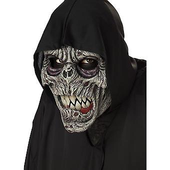 Masque de démon nuit Ani-Motion pour Halloween