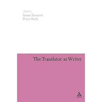 De vertaler als schrijver door Bassnett & Susan