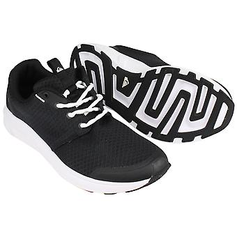 Quiksilver Mens Voyage Cruiser shoess-musta/valkoinen