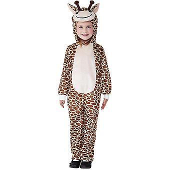 Pikkulasten kirahtaa puku kaiken eläimen puku Carnival taapero Jumpsuit