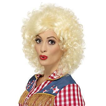 Rodeo lalka wig