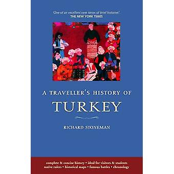 Traveller's History of Turkey by Richard Stoneman - 9781905214662 Book