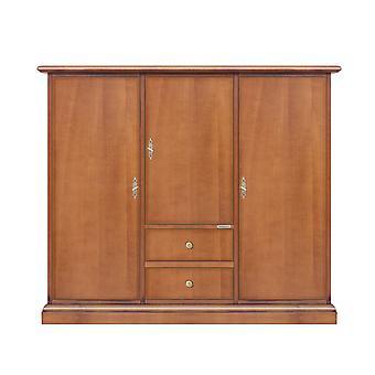 Sideboard 3 Doors Style 2 Schubladen
