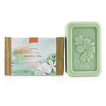 Thymes Neroli Sol Luxurious Bath Soap 170g/6oz