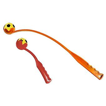 Karlie Flamingo 64 Cm Ball Launcher With Soft Red, Orange (Dogs , Toys & Sport , Balls)