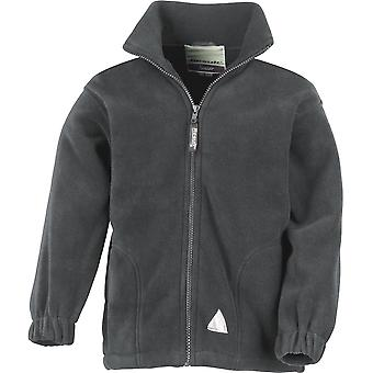 Résultat - Junior Kids Polartherm Full Zip Fleece Jacket - School