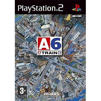 A Train 6 (PS2) - New Factory Sealed
