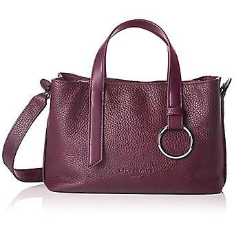 Liebeskind Berlin Purple Woman Handbag (Plum 4780)) 12x20x28 cm (B x H x T)