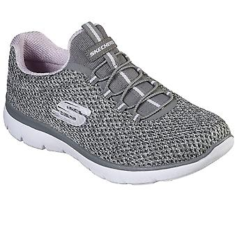Skechers Summits Striding Womens Sports Trainers