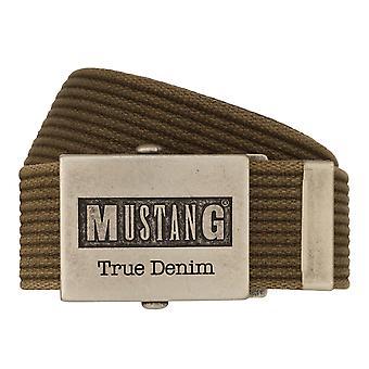 Mustang 5043502 Barn Flickor Stövlar Brun Lace Up Stövlar