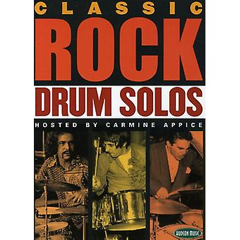Classic Rock Drum Solos [DVD] USA import