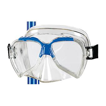 Beco Kids 4+ Diving Mask- Clear/Blue
