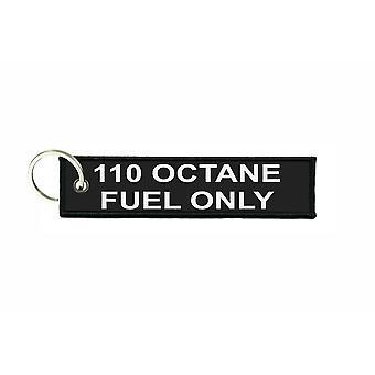 Key Gate Luftfahrt Schlüsselanhänger Auto Kraftstoff Flugzeug 110 Oktan Kraftstoff nur